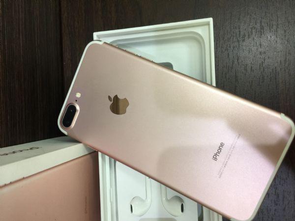 IPHONE 7 PULS 128G 粉紅色