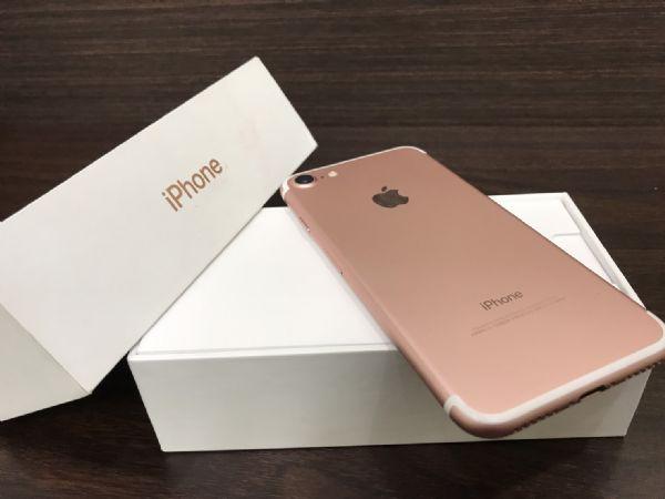 IPHONE 7 128GB 粉紅色